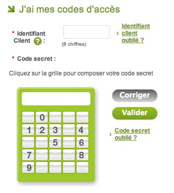 Cofidis.fr espace client