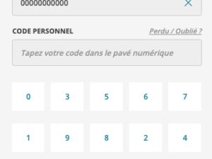 www.ca-paris.fr - Accès compte