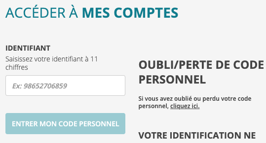 CA Normandie Seine - Comptes